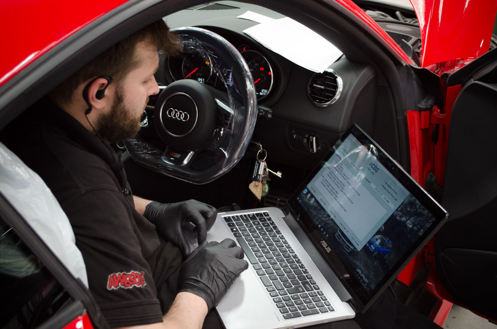 What is involved with an Awesome remap? - Awesome GTI - Volkswagen